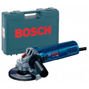 Угловая шлифмашина Bosch GWS 9-125 S + чемодан (0601396102C2)