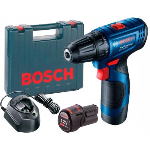 Аккумуляторная дрель-шуруповерт Bosch GSR 120-LI (06019G8000) во Львове