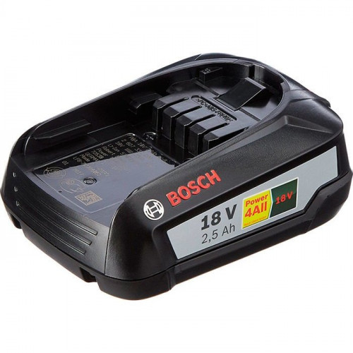 Аккумулятор Bosch Li-Ion PBA 18V 2,5 Ah W-B (1600A005B0)
