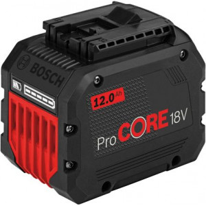 Аккумулятор Bosch ProCORE Li-Ion 18 В / 12 Ач (1600A016GU)