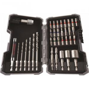 Набор сверл и бит Bosch Pro Mix для работы по металлу 35 штук (2607017328)