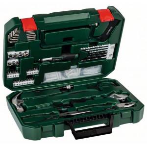 Набор насадок и ручного инструмента Bosch Promoline All-in-One, 111 предметов (2607017394)