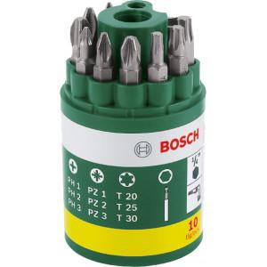 Набор бит Bosch Promoline, 10 шт (2607019452)