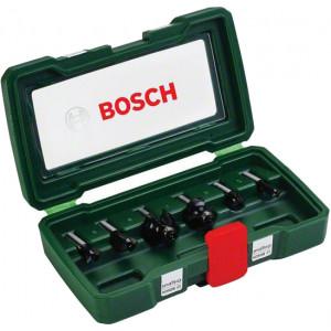 Набор фрез Bosch НМ-ФРЕЗ SET 8MM-ХВ 6 шт (2607019463)