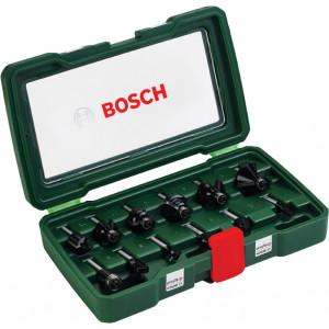 Набор фрез Bosch НМ-ФРЕЗ SET 8MM-ХВ 12 шт (2607019466)