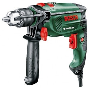 Ударная дрель Bosch PSB 600 RE (0603128120)
